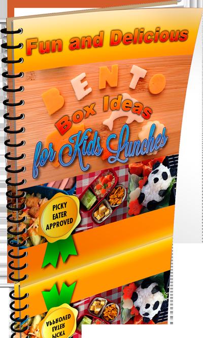 Beto box lunch ideas for kids PLR